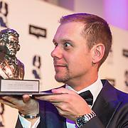 NLD/Hilversum/20190311  - Uitreiking Buma Awards 2019, Armin van Buuren wint een award