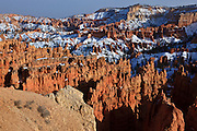 USA, Utah, Bryce Canyon National Park, Sunset Point