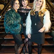 NLD/Zaandam/20190128- première musical Op Hoop van Zegen, LUV, Marga Scheide, Jose Houbee, Chimene van Oosterhout