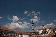 Ouro Preto_MG, Brasil...Praca Tiradentes e Museu da Inconfidencia em Ouro Preto, Minas Gerais...Tiradentes square and Inconfidencia Museum in Ouro Preto, Minas Gerais...Foto: MARCUS DESIMONI / NITRO