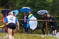 Marusa Ferk during Red Bull 400 Planica, on 17th of September, 2016, in Nordic center Planica, Slovenia. Photo by Grega Valancic / Sportida