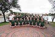 2011 Miami Hurricanes Rowing Team Photo