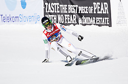 Peter Prevc (SLO) reacts during Ski Flying Hill Team Competition at Day 3 of FIS Ski Jumping World Cup Final 2016, on March 19, 2016 in Planica, Slovenia. Photo by Vid Ponikvar / Sportida