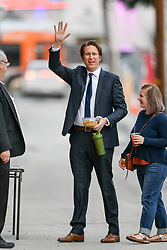 Pete Holmes is seen arriving at Jimmy Kimmel show. 10 Dec 2018 Pictured: Pete Holmes. Photo credit: PG/BauerGriffin.com / MEGA TheMegaAgency.com +1 888 505 6342