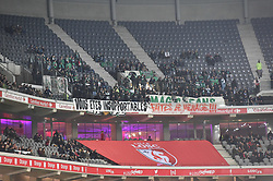 November 17, 2017 - Lille - Stade Pierre Mauroy, France - Les supporters  (Credit Image: © Panoramic via ZUMA Press)