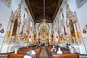 Salvador_BA, Brasil...Interior da Igreja do Bonfim em Salvador, capital da Bahia...Inside of the Church of Bonfim in Salvador, Bahia capital...Foto: JOAO MARCOS ROSA / NITRO