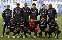Fotball<br /> Frankrike<br /> Foto: DPPI/Digitalsport<br /> NORWAY ONLY<br /> <br /> FOOTBALL - PEACE CUP 2009 - LYON v BESIKTAS - 25/07/2009 <br /> <br /> LAGBILDE LYON