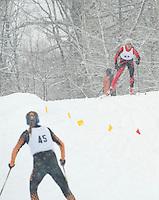 St Paul's School Lakes Region Classic Nordic Race Wednesday, February 19, 2014.  Karen Bobotas/for St Paul's School