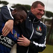 20181120 Rugby : Allenamento nazionale italiana campo