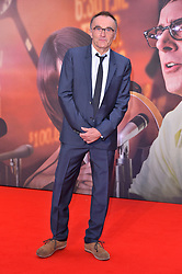 © Licensed to London News Pictures. 07/10/2017. London, UK. DANNY BOYLE attends the European film premiere of Battle Of The Sexes showing as part of the BFI London Film Festival. Photo credit: Ray Tang/LNP