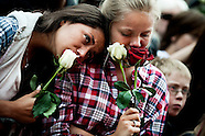 Norway: Aftermath of Norwegian terrorist attack.
