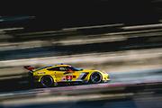 September 7-9, 2018: IMSA Weathertech Series. 3 Corvette Racing, Corvette C7.R, Jan Magnussen, Antonio Garcia