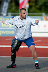 DAVIES Aled, 2014 IPC European Athletics Championships, Swansea, Wales, United Kingdom