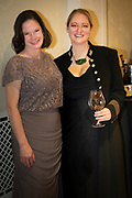 Natalie Sigafoos and Ashley Campoin at ¡Salud! The Oregon Pinot Noir Auction 2018 at Domaine Serene,  Willamette Valley, Oregon