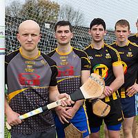 Martin O'Leary, David Egan, Cahal Doohan, Pearse Lillis and Damien Burke