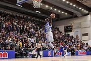 DESCRIZIONE : Campionato 2014/15 Dinamo Banco di Sardegna Sassari - Enel Brindisi<br /> GIOCATORE : Rakim Sanders<br /> CATEGORIA : Schiacciata Sequenza<br /> SQUADRA : Dinamo Banco di Sardegna Sassari<br /> EVENTO : LegaBasket Serie A Beko 2014/2015<br /> GARA : Dinamo Banco di Sardegna Sassari - Enel Brindisi<br /> DATA : 27/10/2014<br /> SPORT : Pallacanestro <br /> AUTORE : Agenzia Ciamillo-Castoria / Luigi Canu<br /> Galleria : LegaBasket Serie A Beko 2014/2015<br /> Fotonotizia : Campionato 2014/15 Dinamo Banco di Sardegna Sassari - Enel Brindisi<br /> Predefinita :
