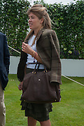 AMBER NUTTALL, The Cartier Style et Luxe during the Goodwood Festivlal of Speed. Goodwood House. 1 July 2012.