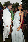 LORD WEYMOUTH AND LADY WEYMOUTH, The Serpentine Party pcelebrating the 2019 Serpentine Pavilion created by Junya Ishigami, Presented by the Serpentine Gallery and Chanel,  25 June 2019