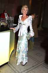 DAPHNE GUINNESS at the 2004 British Fashion Awards held at Thhe V&A museum, London on 2nd November 2004.<br />
