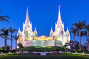 San Diego California LDS Temple