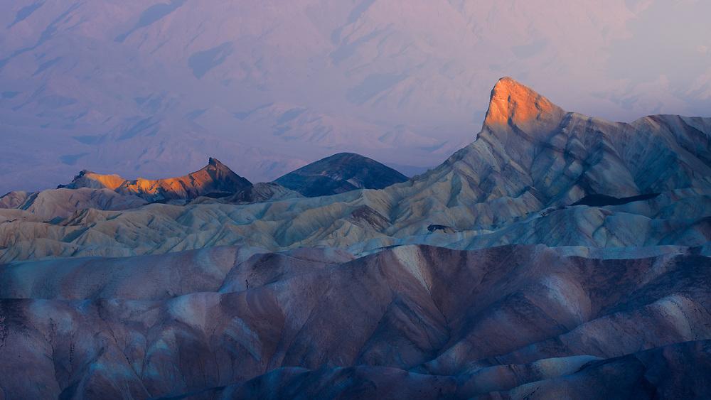 Death Valley NP, California. June 2016.