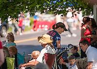 Gilmanton 4th of July parade.  Karen Bobotas for the Laconia Daily Sun