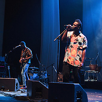 Bipolar Sunshine performing live opening for Bastille at Brixton Academy, London, 2013-10-15