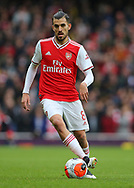 Arsenal's Dani Ceballos during the Premier League match at the Emirates Stadium, London. Picture date: 7th March 2020. Picture credit should read: Paul Terry/Sportimage