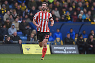 Sunderland forward Will Grigg (22) during the EFL Sky Bet League 1 match between Oxford United and Sunderland at the Kassam Stadium, Oxford, England on 9 February 2019.