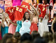 Bid Day 2013 at the University of Kentucky on  Monday August 22, 2013 in  Lexington, Ky.  Photo by Mark Cornelison