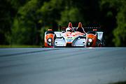 August 4-6, 2011. American Le Mans Series, Mid Ohio. 05 CORE Autosport, Jon Bennett, Frankie Montecalvo