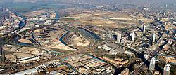 Olympic Park Panoramic Aerial 2007