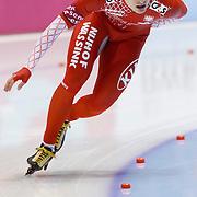NLD/Heerenveen/20130111 - ISU Europees Kampioenschap Allround schaatsen 2013, 5000 meter heren, Jan Szymartski