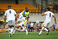 Derby County's Darren Bent during the Pre-Season Friendly match between Port Vale and Derby County at Vale Park, Burslem, England on 18 July 2017. Photo by John Potts.
