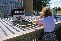 Steel Cans Recycling