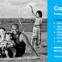 Professional Family Photos in Sydney.<br /> On location shoots to suit.