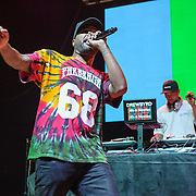 COLUMBIA, MD - August 30th, 2015 - Dom Kennedy performs at the 2015 Trillectro Festival at Merriweather Post Pavilion in Columbia, MD (Photo by Kyle Gustafson / For The Washington Post)