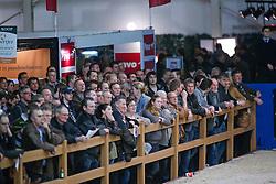 Public<br /> KWPN Hengstenkeuring - 's Hertogenbosch 2013<br /> © Dirk Caremans