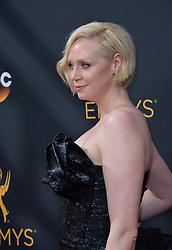 Gwendoline Christie bei der Verleihung der 68. Primetime Emmy Awards in Los Angeles / 180916<br /> <br /> *** 68th Primetime Emmy Awards in Los Angeles, California on September 18th, 2016***