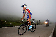 Thibaut Pinot (FRA, Groupama - FDJ) during the 73th Edition of the 2018 Tour of Spain, Vuelta Espana 2018, Stage 15 cycling race, 15th stage Ribera de Arriba - Lagos de Covadonga 178,2 km on September 9, 2018 in Spain - Photo Luca Bettini/ BettiniPhoto / ProSportsImages / DPPI