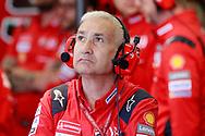 Davide Tardozzi Mission Winnow Ducati Team Manager during the Italian MotoGP at Autodromo Internazionale, Mugello, Italy on 1 June 2019.