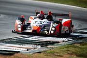 September 30-October 1, 2011: Petit Le Mans at Road Atlanta. 89 Kyle Marcelli, Tomy Drissi,  Chapman Ducote, Oreca FLM09, Intersport Racing