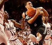 2012 Vanderbilt vs Arkansas basketball