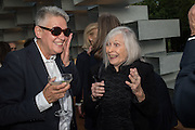 NIKKI BELL; DORIS SAATCHI, Party  to celebrate Julia Peyton-Jones's  25 years at the Serpentine. London. 20 June 2016