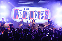 Ximena Sarinana performs onstage during the 9th Annual BMI & Rebeleon Entertainment's 'Los Producers Charity Concert' held at The Hard Rock Cafe on November 14, 2019 in Las Vegas, Nevada, United States (Photo by JC Olivera for BMI & Rebeleon Entertainment)