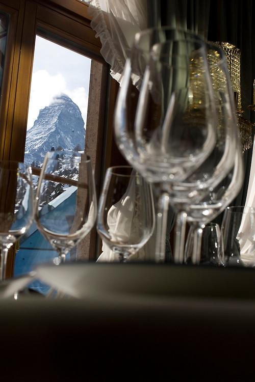 The Grand Hotel Zermatterhof