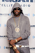 Portraits of the rapper 2 Chainz at SiriusXM Studios, NYC. August 17, 2012. Copyright © 2012 Matthew Eisman. All Rights Reserved.