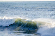 Waves on the Coast of Orange County California