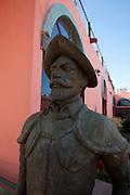 Spanish soldier, El Fuerte, Sinaloa, Mexico