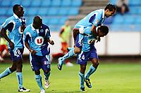 FOOTBALL - FRENCH LEAGUE CUP 2010/2011 - 1ST ROUND - LE HAVRE AC v LE MANS FC - 30/07/2010 - PHOTO GUY JEFFROY / DPPI - JOY LE HAVRE